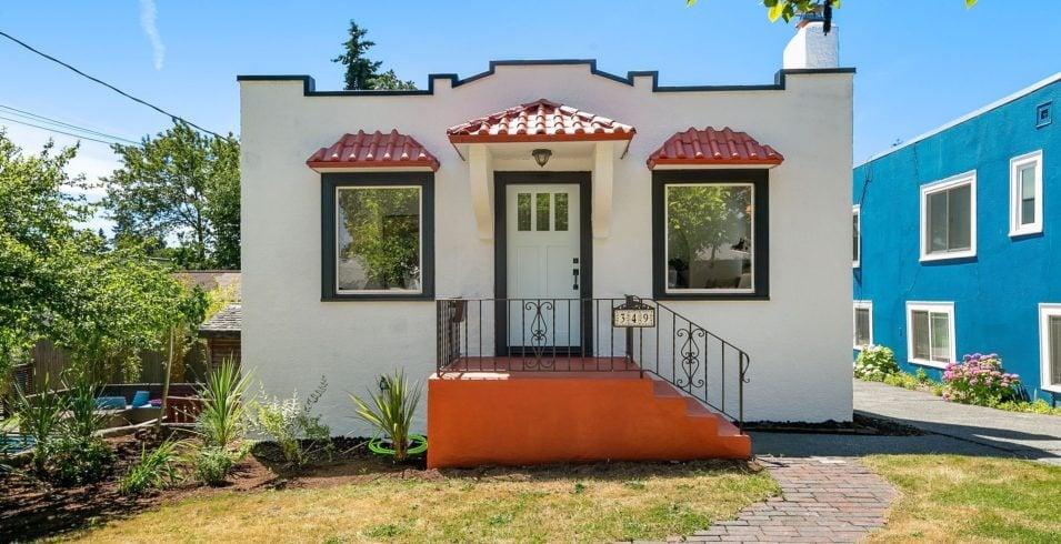 Greenwood Spanish Cottage
